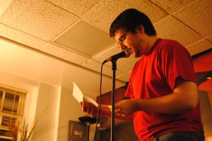 Jin Kim/Bloc Reporter~ LaValle's performance stems from personal experiences.