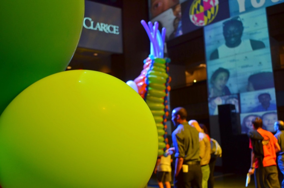 The Clarice's four-day NextNOW Fest is part of the art center's mission to change its image and provide better access to students. (Victoria Tanner/Bloc Reporter)
