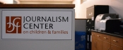 The Journalism Center on Children & Families has helped train reporters for 20 years. (Jin Kim/Co-Managing Editor)
