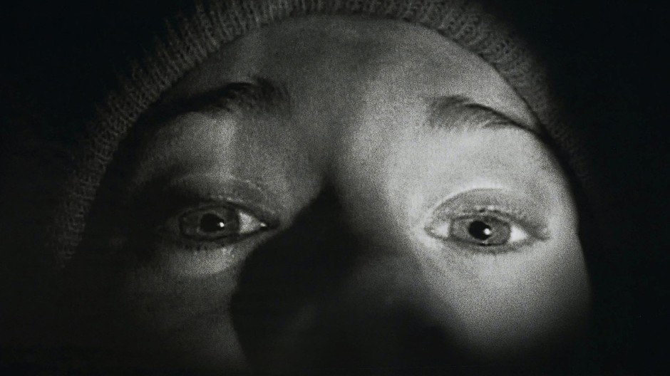 """""""The Blair Witch Project"""" was released in theaters in 1999.  (Photo courtesy of wegotthiscovered.com)"""