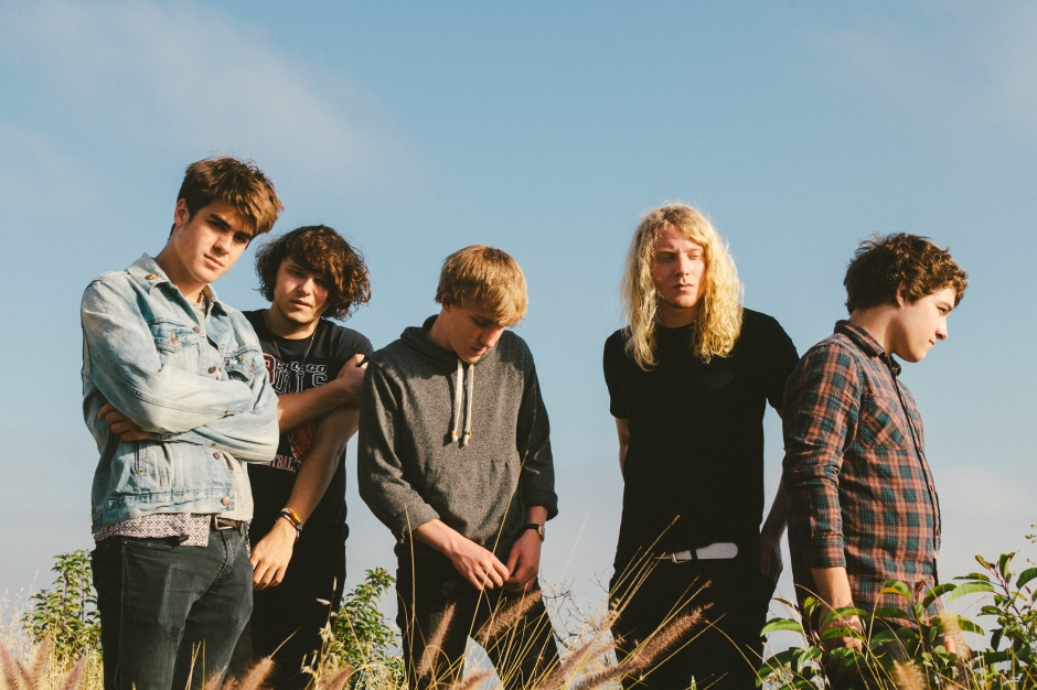 """The Orwells formed as a band in early high school. (Photo courtesy of the """"Out of the Suburbs: The Orwells"""" press kit)"""