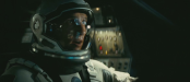 """This screenshot from an """"Interstellar"""" trailer features Matthew McConaughey costumed  in a spacesuit."""