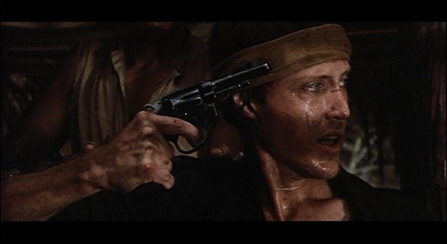 the deer hunter russian roulette scene