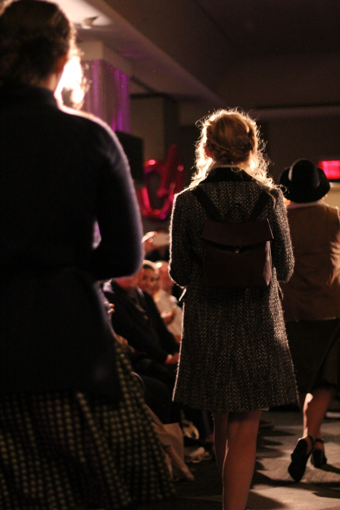 College Fashion Week, which came to Washington, D.C., for the first time Oct. 17. (Julia Lerner/Bloc Reporter)