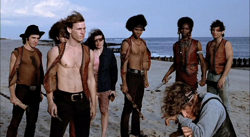 "Screen capture taken from ""The Warriors."""