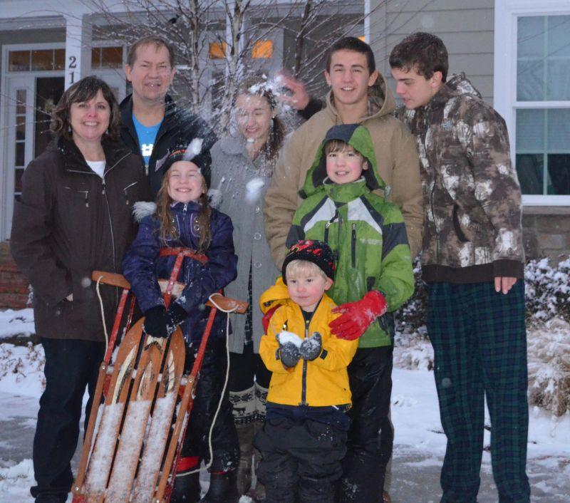 Photo courtesy of the Korzeniewski family