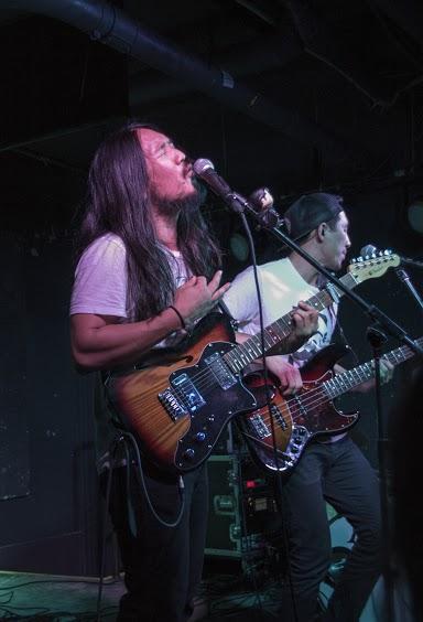 Run River North performs at U Street Music Hall (Gabe Fernandez/Bloc Reporter)