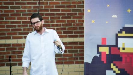 The Orthobox performs at NextNOW Festival (Gabe Fernandez/Bloc Reporter)
