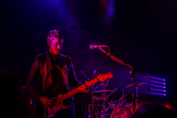 Interpol frontman, singer and guitarist Pauls Banks plays alongside Wu-Tang's RZA in their latest project Banks & Steelz at 9:30 Club Wednesday night.