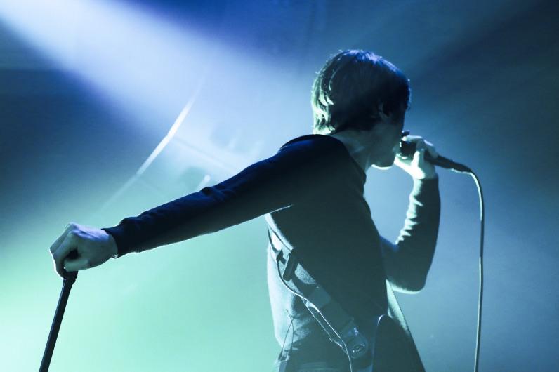 Lead singer Van McCann performs at the 9:30 Club. (Casey Tomchek/ Freelance Photographer)