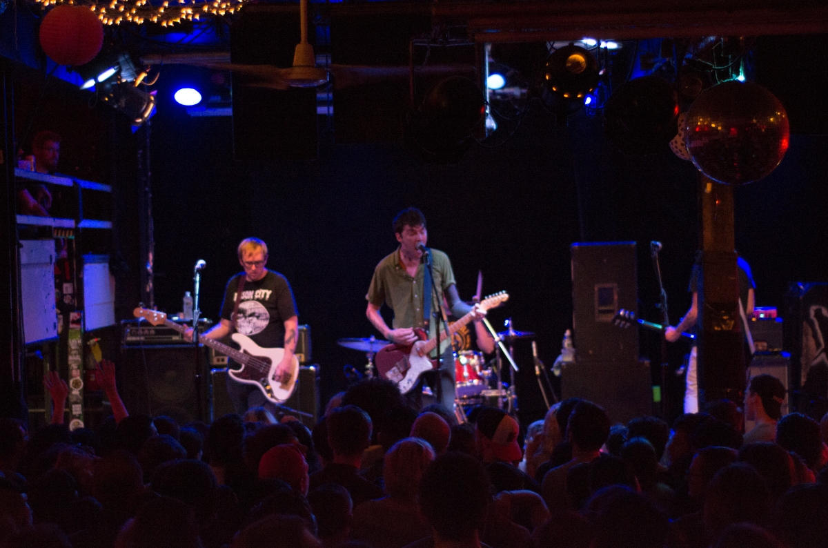 Review: Joyce Manor Gratifies Ottobar With Satisfying Angst – The ...