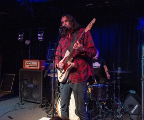 Nathan Hardy fronts Microwave at Jammin' Java (Gabe Fernandez/Bloc Reporter)