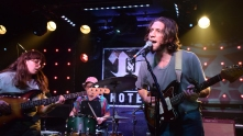 Austin, Texas indie rock group Hovvdy open for Pinegrove at D.C.'s Rock & Roll Hotel (Jordan Stovka/Bloc Reporter).