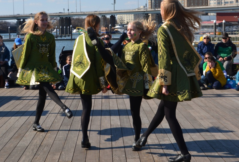 The Boyle School of Irish Dance. (Taylor Markey/Bloc Reporter)
