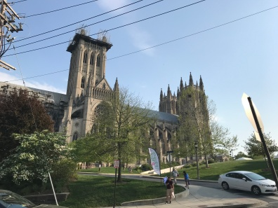 The Washington National Cathedral (Sara Karlovitch/Bloc Reporter)