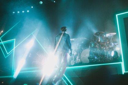 Jesse McCartney performs on stage at the Fillmore June 26 (Cristina Calderon/Bloc Photographer)